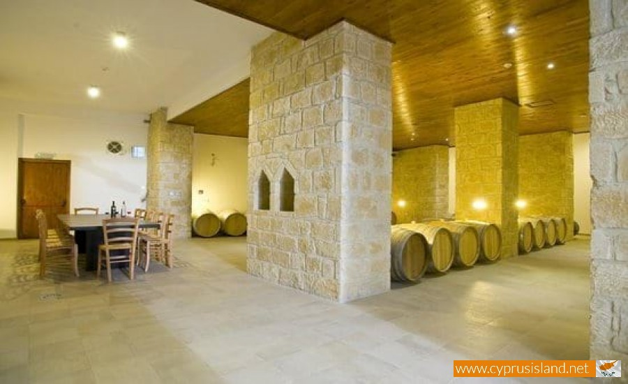 vouni panayias winery