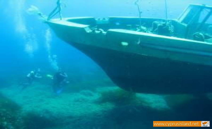 white star paphos shipwreck