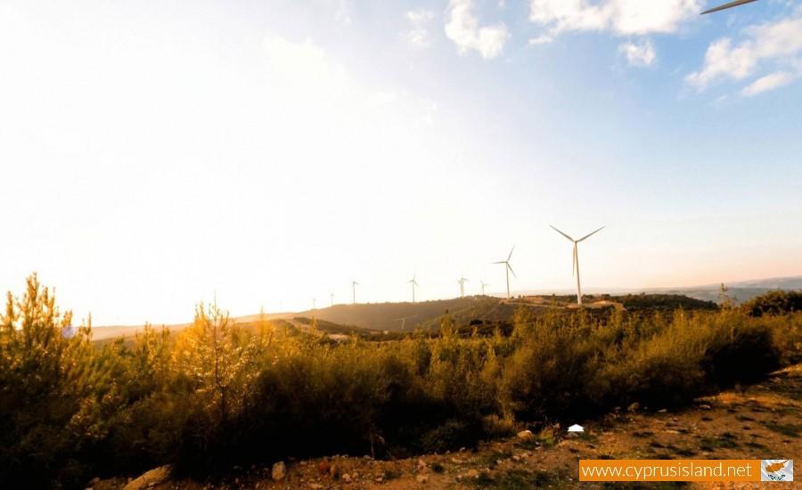 windmill farm oreites