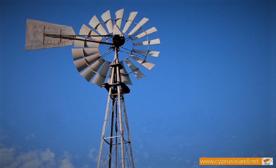 windmills paralimni
