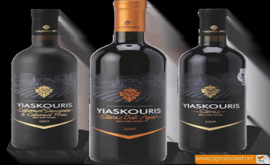 yiaskouris winery