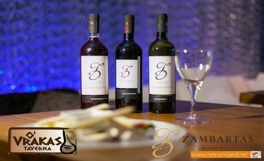zambartas wines agios amvrosios