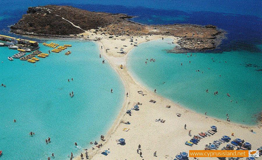 Kuvahaun tulos haulle kypros nissi beach