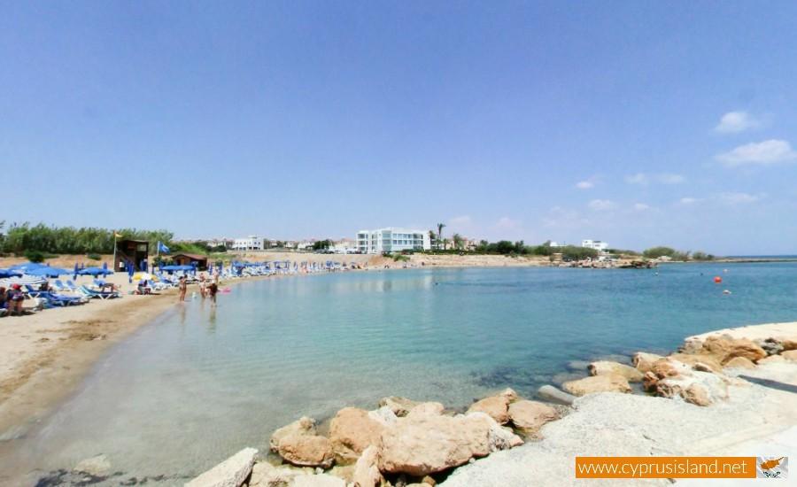 agia triada beach protaras