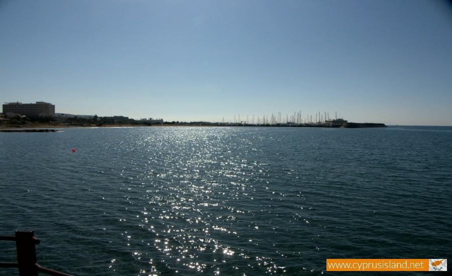 agia varvara beach cyprus
