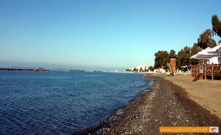 agia varvara beach