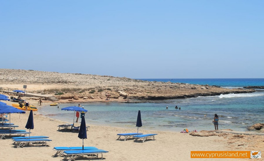 ammos tou kambouri cyprus beach