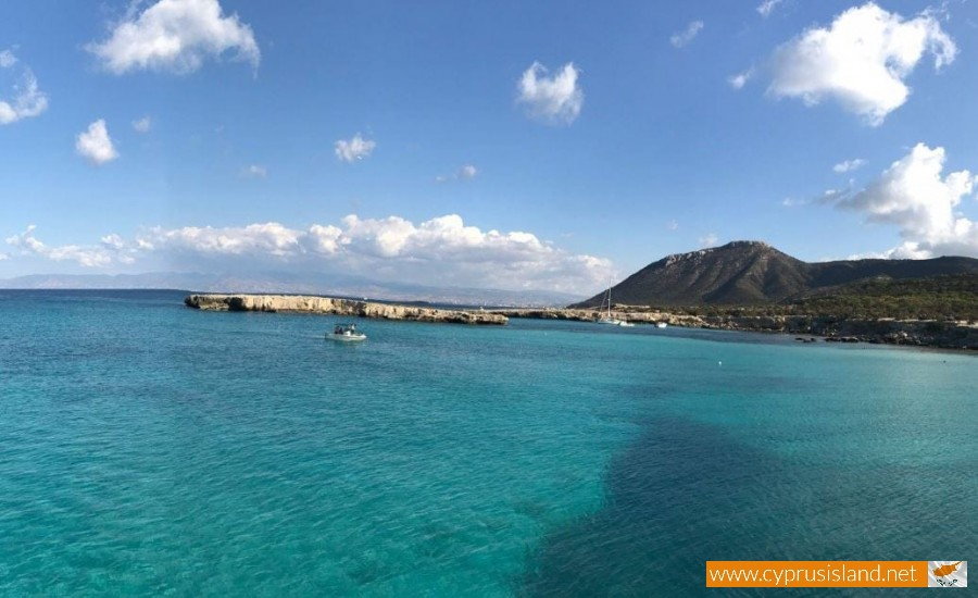 Blue Lagoon Paphos Cyprus