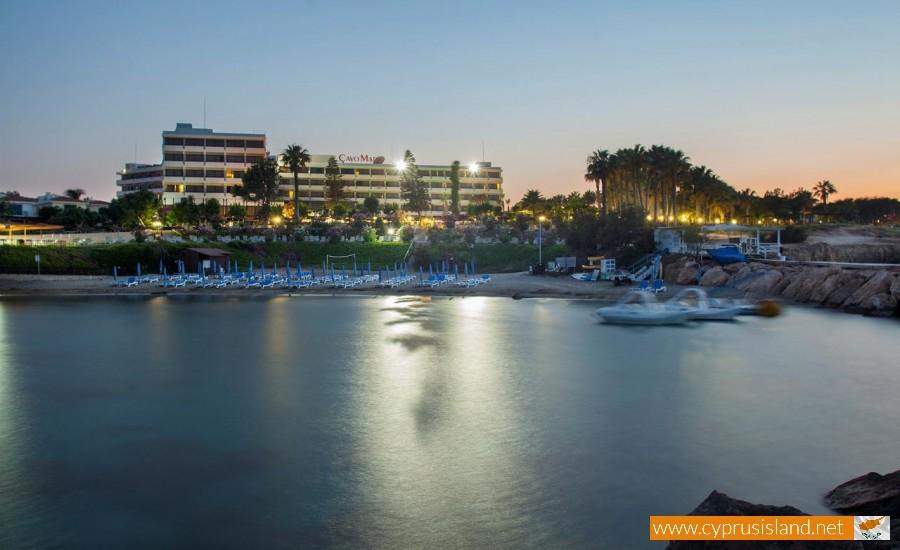 cavo maris beach cyprus