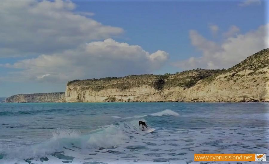 curium surfing