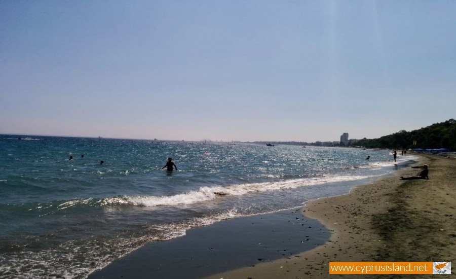 dasoudi limassol beach