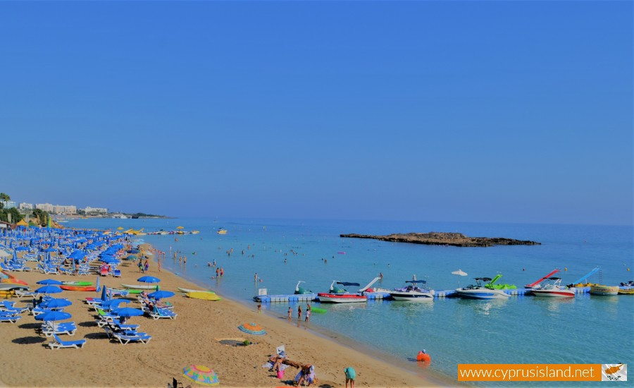 Fig Tree Beach, Protaras