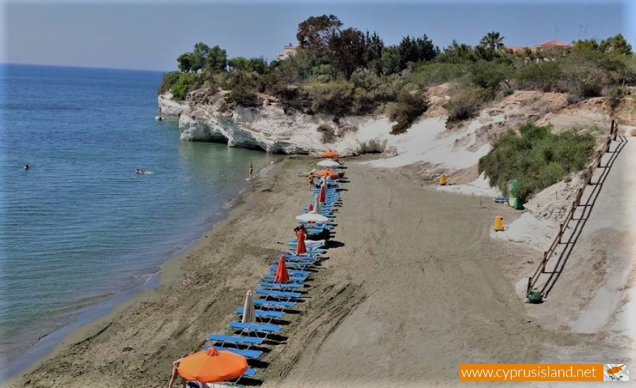 governors beach cyprus
