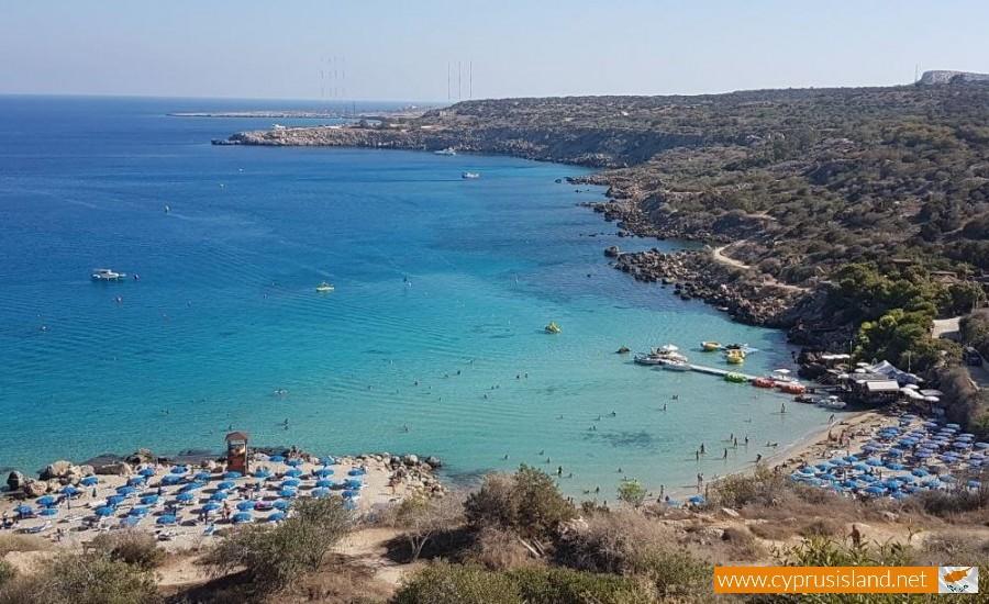 Konnos Bay Ayia Napa Cyprus
