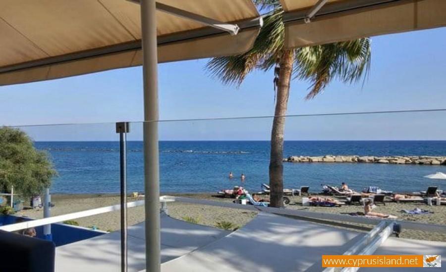 lighthouse beach limassol