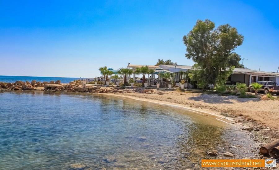 liopetri beach famagusta