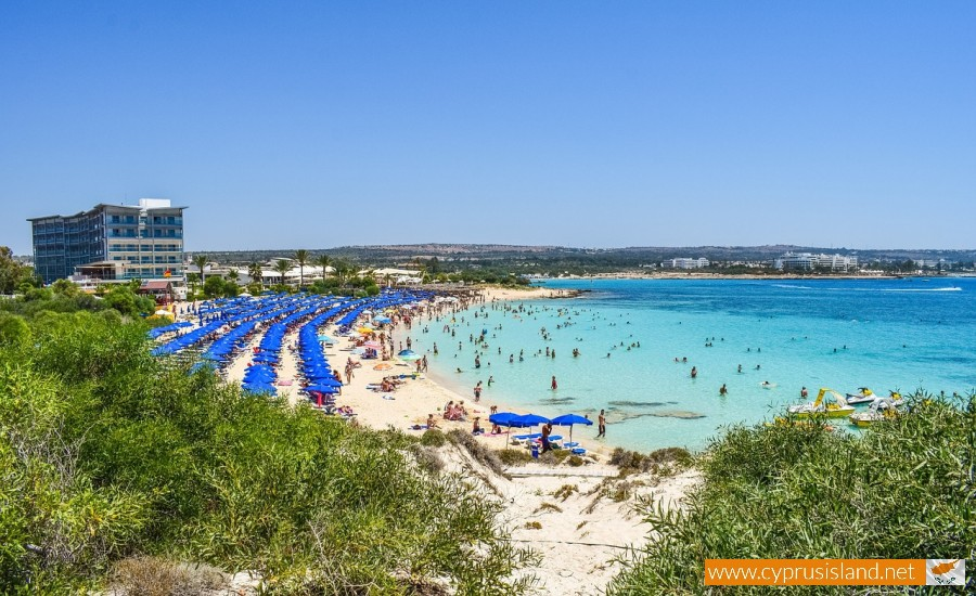makronissos beach ayia napa