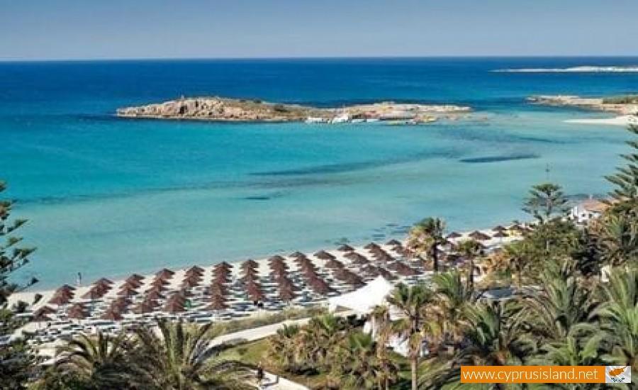 Nissi beach Ayia Napa Famagusta