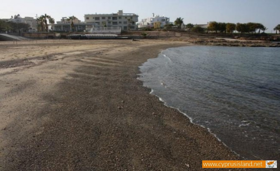 potami beach cyprus