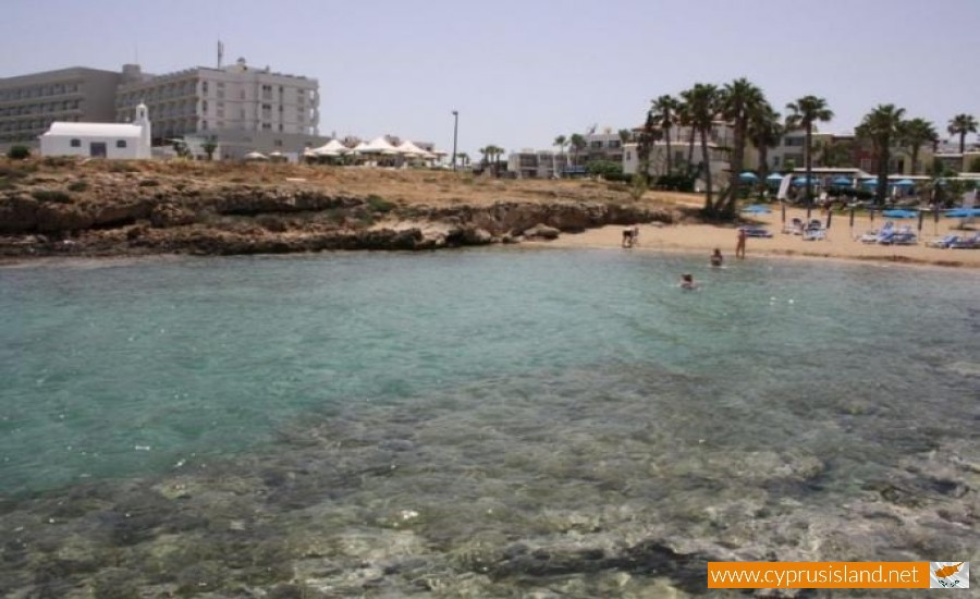 protaras beach ellines
