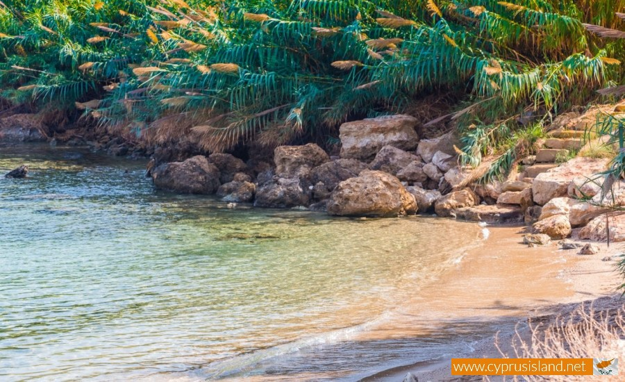 sirena beach famagusta cyprus