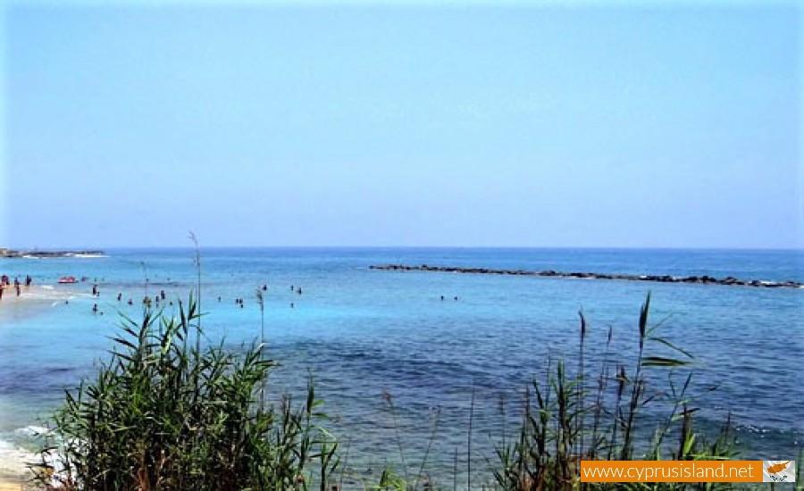 vrysoudia beach paphos