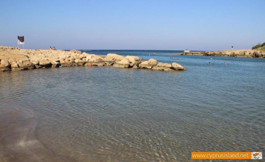 vrysoudia beach protaras