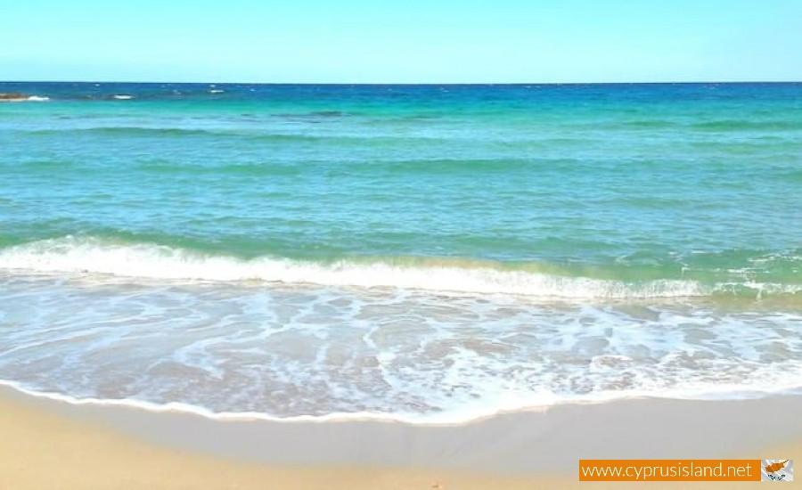 vyzakia beach cyprus