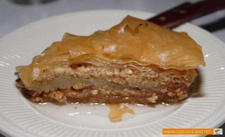 baklavas sweet