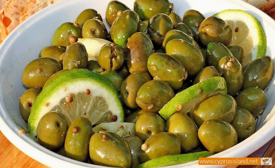 cyprus olives