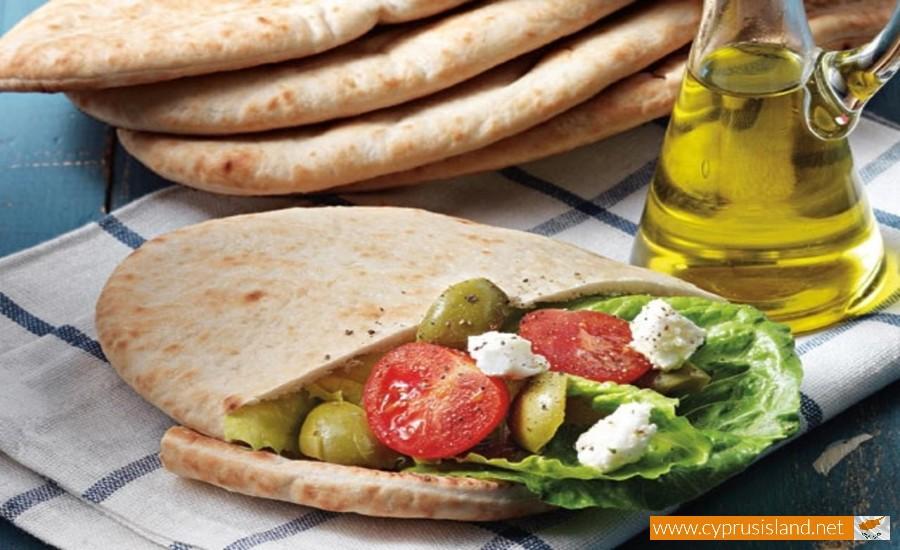 cyprus pita