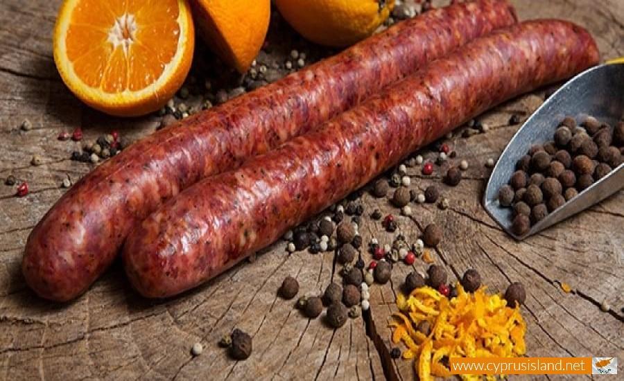 cyprus sausage