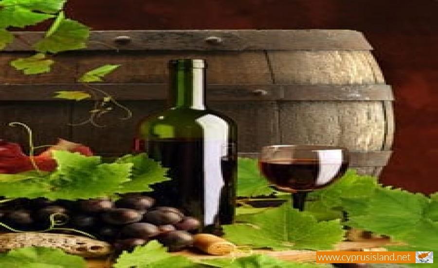cyprus wine rose