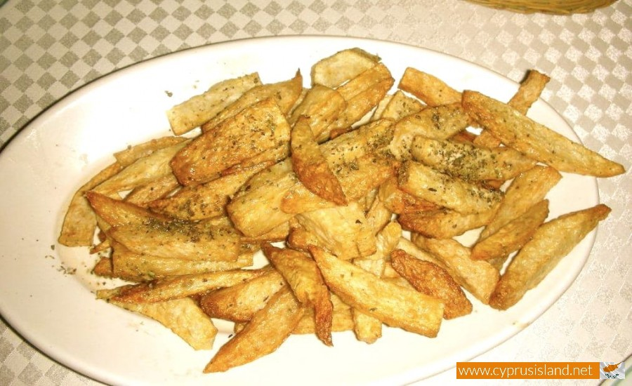 poulles chips