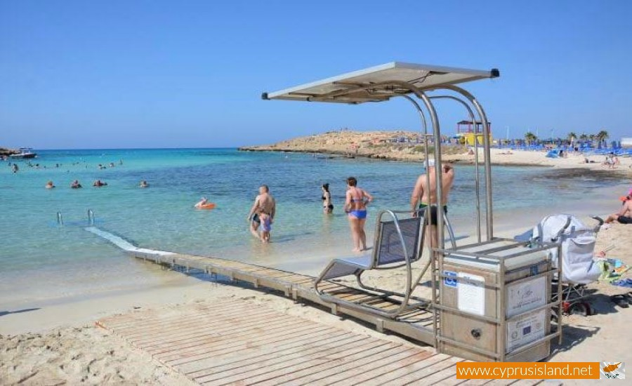cyprus accessible beach