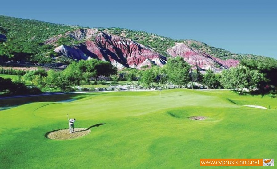 cyprus golf course