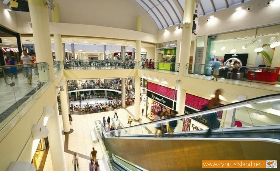 cyprus mall shopping