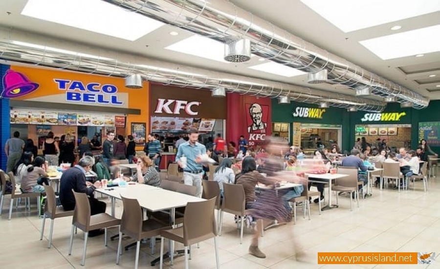 cyprus shopping mall