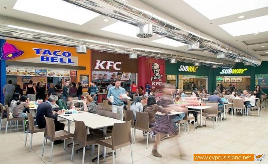 cyprus shopping mall