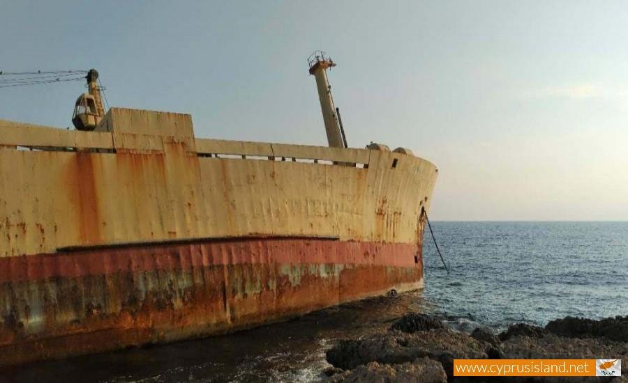edro iii shipwreck paphos