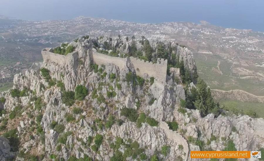 keryneia castle