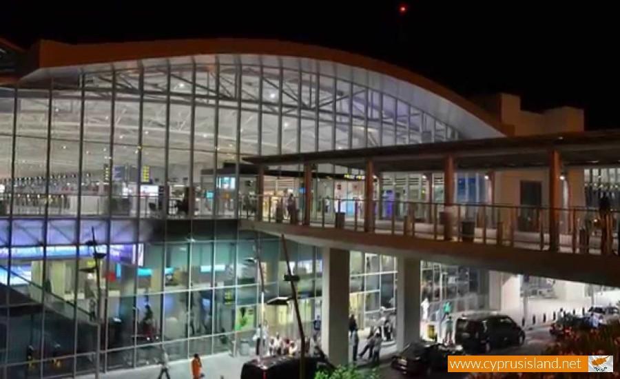 larnaca airport