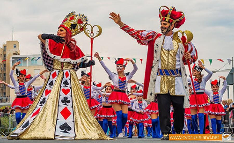 limassol carnival festival