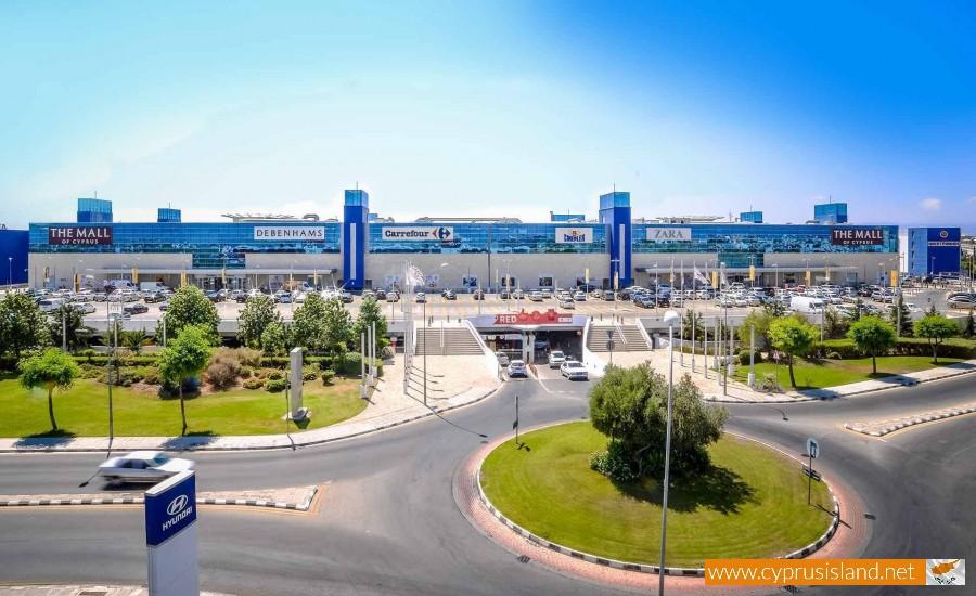 mall of cyprus nicosia