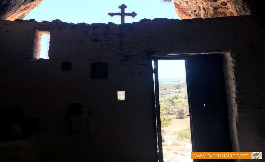 Agioi Saranta Chapel