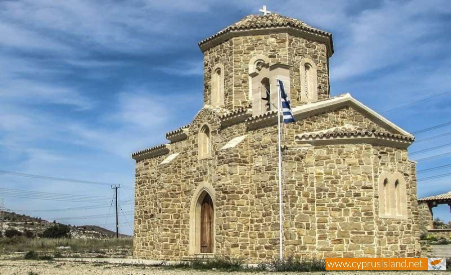 Agios Thomas Church Oroklini