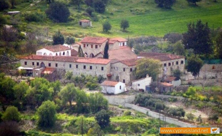 Agiou Mina Monastery 1
