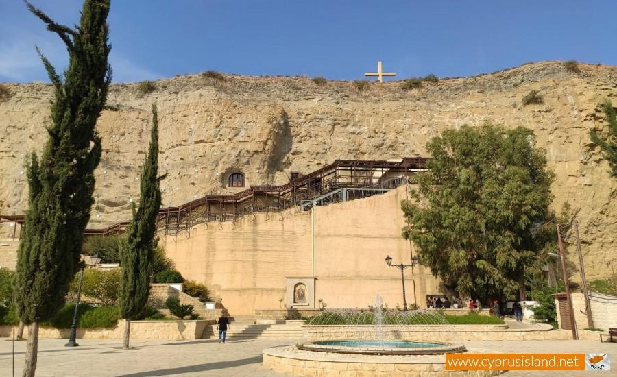 Panagia Chrysospiliotissa Church 1