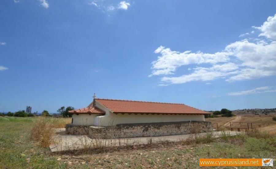 Saint George Chapel - Kalavasos