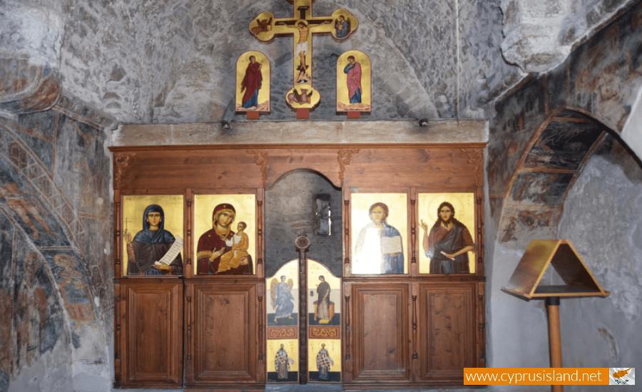 agia elisavet chapel